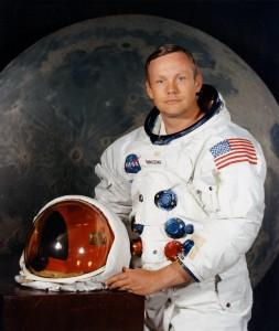 Neil Armstrong mannen på månen